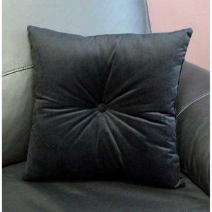 Подушка декоративная МАТЕХ ITAKA LINE 43x43x10. Цвет черный
