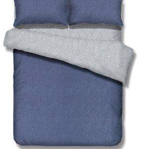 Комплект постельного белья Domoletti Синий минимализм