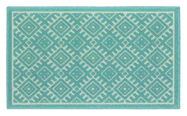 Коврик для ванной комнаты A LA RUSSE icarpet 50*80 001М мятный арт. 452718