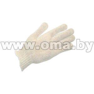 Перчатки хозяйственные х/б арт.304 7