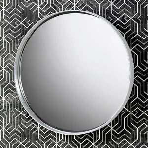 Зеркало ЮНИТ 60 арт. ЮНИТ.04.60.00.N Белое (60х60х6)