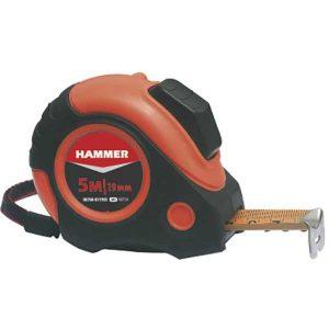 Измерительная рулетка Hammer 00700-811603 3 м
