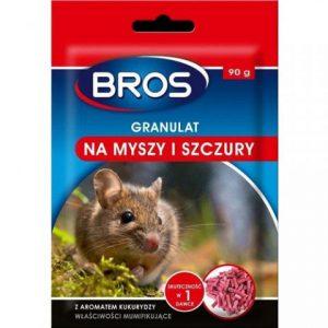 Гранулы от мышей и крыс BROS 90г